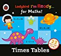 Ladybird Times Tables Audio Collection: I'm Ready for Maths Audiobook by  Ladybird Narrated by Isabel Adomakoh-Young, Kristin Atherton, Richard Hughes, Tim Kennington