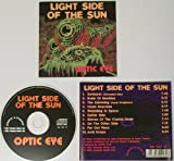 Optic Eye Light Side of the Sun