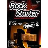 """Rockstarter Vol.2 - E-Gitarre - Der zweite Teil der Lehr-DVD-Serie f�r Einsteiger! [HD DVD]von """"Tim Gebel"""""""