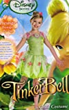 Disney Tinkerbell Childs Dress Up Costume (4-6X)