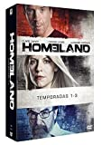 Homeland Pack Temporadas 1-3 DVD España