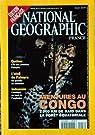 National Geographic France [n° 18, mars 2001] Québec - Congo - Indonésie -  par Marot