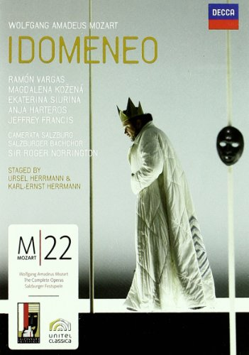 Idomeneno (Vargas, Kozena, Norrington) - Mozart - DVD