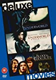 Underworld/Underworld 2 - Evolution/Blood And Chocolate [DVD]