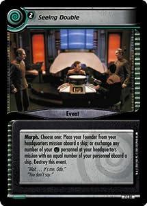 Star Trek Ccg 2e Snw Worlds Seeing Double 7c30