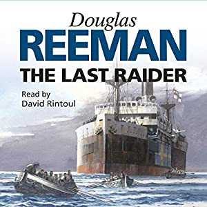 The Last Raider Hörbuch