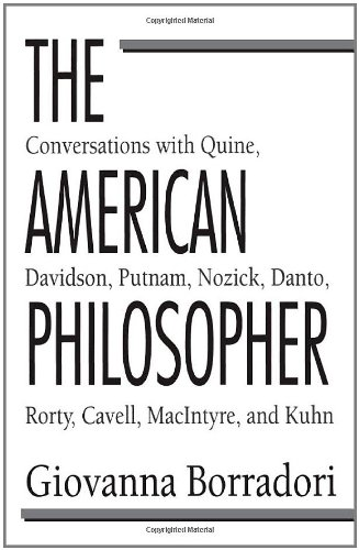 The American Philosopher: Conversations with Quine,...