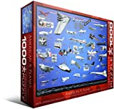 American Aviation X-Planes 1000-Piece Puzzle