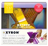 XYRON ザイロン X-150 シールメーカー オレンジ