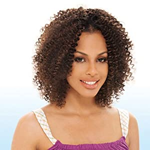 Crochet Hair Extensions Amazon : ... go freetress equal synthetic hair weave extensions 1b off black