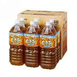 [2CS] 伊藤園 健康ミネラルむぎ茶 (2L×6本)×2箱