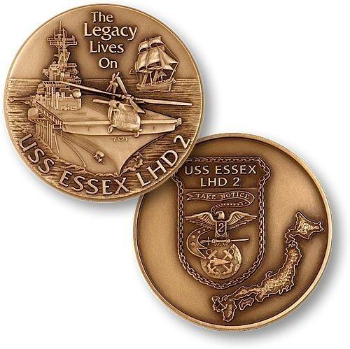 USS Essex LHD 2