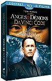 echange, troc Coffret Anges et Démons + Da Vinci Code version longue [Blu-ray]