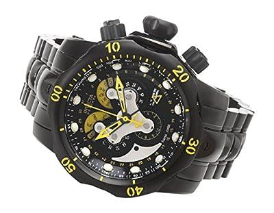 Invicta Reserve 52mm Venom Swiss Chronograph Master Calender
