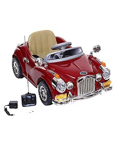 buy livestore vintage style ride on car for kids sold by live store online at low prices in india amazonin