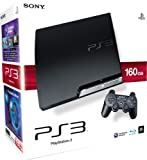 Sony PlayStation 3 Slim Console (160 GB Model)