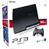 Sony PlayStation 3 Slim Console (160 GB Model)by Sony