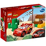 Lego - 5813 - Jeux de construction - lego duplo cars - Flash McQueen