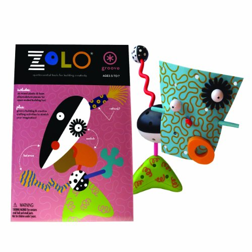 ZoLO Groove - Creativity Playsculpture