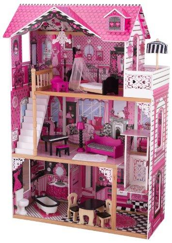 KIDKRAFT - Maison de Poupées et mini poupées Amélia