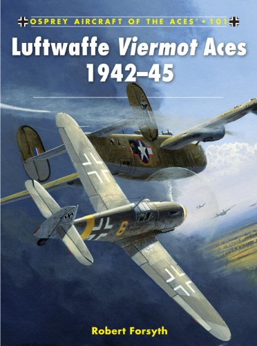 Luftwaffe Viermot Aces 1942-45 (Aircraft of the Aces)