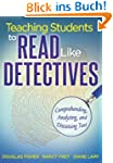 Teaching Students to Read Like Detect...