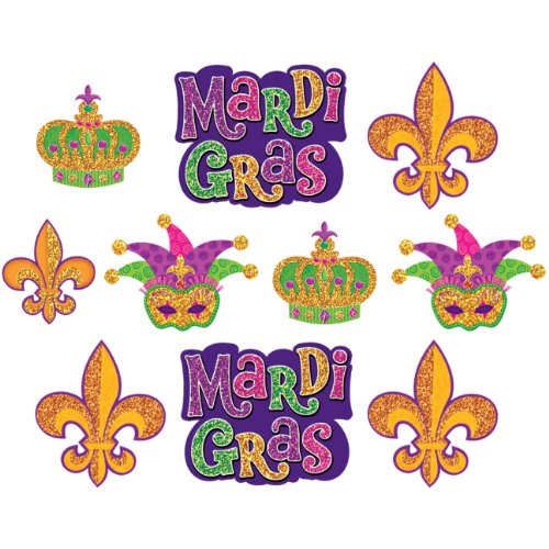 co mardi gras gltr mini pk