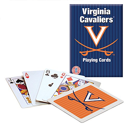 Virginia Playing Cards - 1