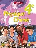 Physique chimie : 4è Programme 2007