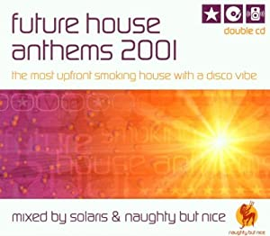 Various artists future house anthems 2001 music for Funky house anthems