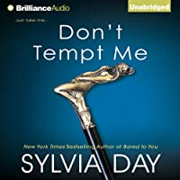 Don't Tempt Me: Georgian, Book 4 (       UNABRIDGED) by Sylvia Day Narrated by Justine Eyre