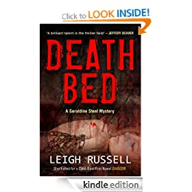 Death Bed (DI Geraldine Steel)