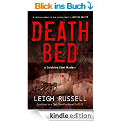 Death Bed (BOOK 4 in DI Geraldine Steel Series)