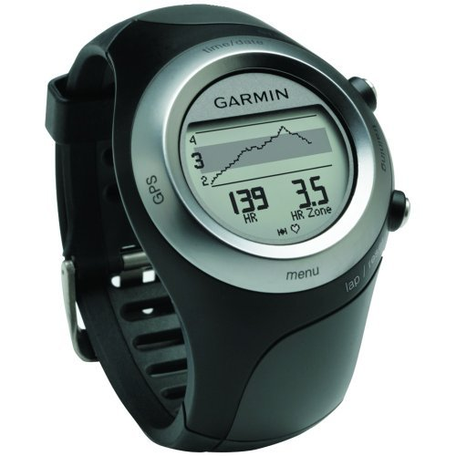 Garmin 010-00658-20 Forerunner 405 Gps Receiver With Heart Rate Monitor & Ant+Sport Wireless Technology (Black) (Gps )