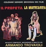 echange, troc Armando Trovajoli - La Matriarcha/Il Profeta