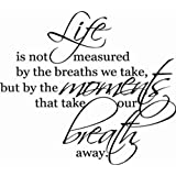 Life is not measured... [Kitchen]