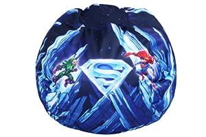 Warner Brothers Superman Power Up Bean Bag by Warner Brothers