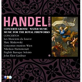 Suite in F Major, HWV348, 'Water Music': V Andante
