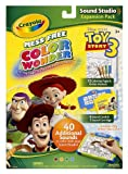 Crayola Color Wonder Sound Studio Disney Toy Story Refills
