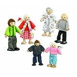 Educo - 3602475 - Famille de Poup�e Happy en Bo�tepar Educo