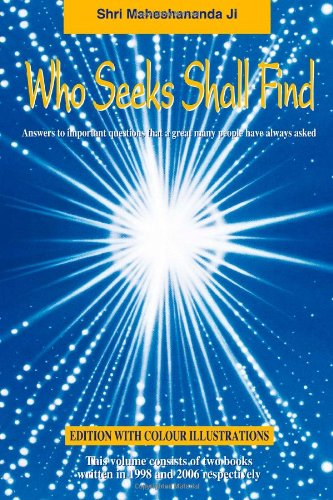 Who Seeks Shall Find. Edition with colour illustrations