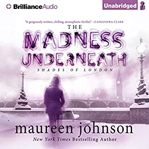 The Madness Underneath Audiobook