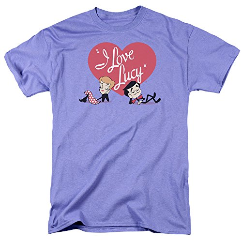 I Love Lucy 50's TV Series Content Adult Mens T-Shirt Tee
