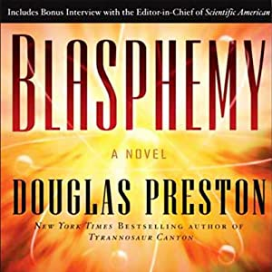 Blasphemy Audiobook