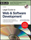 img - for Legal Guide to Web & Software Development (book with CD-Rom) book / textbook / text book
