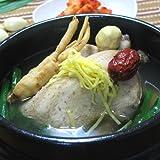 韓国宮廷料理『サムゲタン』 1羽(約1kg) ランキングお取り寄せ