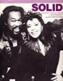 img - for Sheet Music Solid by Ashford & Simpson book / textbook / text book