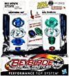 Beyblade Metal Fusion Battle Top Faceoff - Rex Wreck Attack (SW145SD Vs. 230XF)