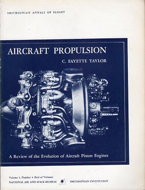 Aircraft Propulsion : a review of the evolution of aircraft piston engines
