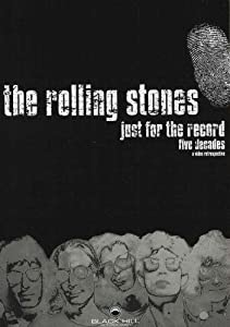 The Rolling Stones - Just For The Record (4 DVD-Box)
